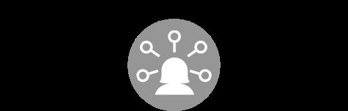Onafhankelijk icoon transparant